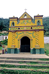 San Andres Xecul Church