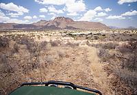 Shaba National Reserve, Kenya