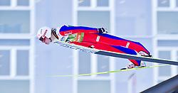 03.01.2012, Olympiaschanze/ Bergisel Stadion, AUT, 60. Vierschanzentournee, FIS Weltcup, Qualifikation, Ski Springen, im Bild Atle Pedersen Roensen (NOR) // Atle Pedersen Roensen of Norway during qualification at the 60th Four-Hills-Tournament of FIS World Cup Ski Jumping at Olympiaschanze / Bergisel Stadion, Austria on 2012/01/03. EXPA Pictures © 2012, PhotoCredit: EXPA/ P.Rinderer