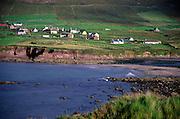 Settlement village houses, Dingle peninsula, County Kerry, Ireland