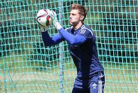 Fotball<br /> 01.07.2015<br /> Foto: Gepa/Digitalsport<br /> NORWAY ONLY<br /> <br /> Dynamo Kiev<br /> FC Dynamo Kyiv, training camp. Image shows Artur Rudko (Kiev).
