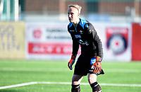 Fotball , 29. oktober 2017 ,  OBOSligaen , OBOS-ligaen<br /> Mjøndalen - Levanger<br /> <br /> Julian Rekdahl Faye Lund , Levanger