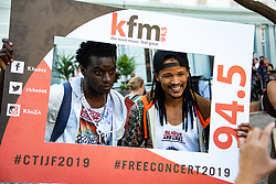 Cape Town International Jazz Fest 2019 - Greenmarket Square 27 Mar 2019