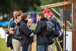 Laeremans Wendy, BEL, De Smedt Eddy, BEL<br /> European Championship Eventing<br /> Luhmuhlen 2019<br /> © Hippo Foto - Dirk Caremans