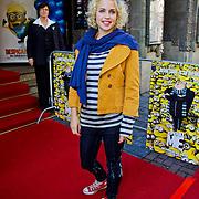 NLD/Amsterdam/20101003 - Premiere De Verschrikkelijke Ikke en de rest kan stikken, Iris Hesseling