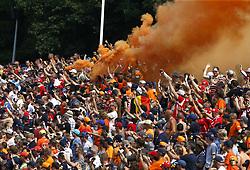 August 27, 2017 - Spa-Francorchamps, Belgium - Motorsports: FIA Formula One World Championship 2017, Grand Prix of Belgium, ..fans  (Credit Image: © Hoch Zwei via ZUMA Wire)