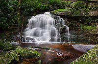 Second Elakala Falls, Blackwater Falls State Park, West Virginia
