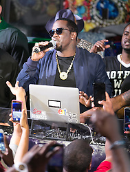 LAS VEGAS, NV - JULY 1: Puff Daddy Hosts at Vanity Nightclub at The Hard Rock Hotel & Casino in Las Vegas, Nevada on July 1, 2017. 02 Jul 2017 Pictured: Puff Daddy. Photo credit: GDP/MPI/Capital Pictures / MEGA TheMegaAgency.com +1 888 505 6342