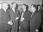 1960 - Irish Mining and Quarrying Society Dinner.   B287.