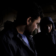According to the latest data, about 8,000 refugees of different nationalities (mainly Afghans and Pakistanis) live in Bosnia, stranded in different parts of the nation and unable to continue the journey started months and years before. Most of them have tried, several times, to cross the border to pass into Croatia, where the phenomenon of rejections by the police has taken on a violent and totally illegal aspect, according to the testimonies collected over time. The reportage I made concerns one of the towns with the most refugees in Bosnia: Bihać. Located a few kilometers from the border, it has become a refuge for hundreds of people, some in official camps, many others in makeshift shelters: an unfinished building near the river, on the edge of the city, and an abandoned factory in the industrial area. Both places have no electricity and drinking water.