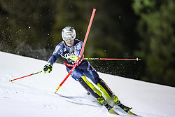 22.12.2016, Canalone Miramonti Rennstrecke, Madonna di Campiglio, ITA, FIS Ski Weltcup, Madonna di Campiglio, Slalom, Herren, 1. Lauf, im Bild Julien Lizeroux (FRA) // Julien Lizeroux of France in action during 1st run of men's Slalom of FIS ski alpine world cup at the Canalone Miramonti race course in Madonna di Campiglio, Italy on 2016/12/22. EXPA Pictures © 2016, PhotoCredit: EXPA/ Johann Groder
