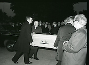 30/10/1978.10/30/1978.30th October 1978.The Removal of remains of Ruaidhri de Valera.