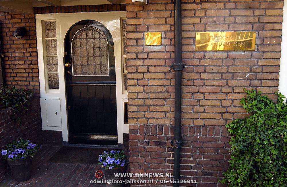 Tandarts Beekman in Laren, tandarts Koninklijk Huis