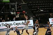 Basketball: Deutschland, 1. Bundesliga, Hamburg Towers -  Alba Berlin, Hamburg, 23.03.2021<br /> Kameron Taylor (Towers, m.)<br /> © Torsten Helmke