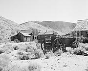 White Hills, Arizona, ghost town, 1936