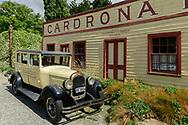Oceania; New Zealand; Aotearoa; South Island; Cardrona Valley, Cardona,