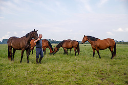 Van Oost Piet, BEL<br /> Stal Van Orti - Sint Pauwels 2021<br /> © Hippo Foto - Dirk Caremans<br /> 08/07/2021