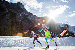 Vesna Fabjan (SLO) during the ladies team sprint race at FIS Cross Country World Cup Planica 2016, on January 17, 2016 at Planica, Slovenia. Photo by Ziga Zupan / Sportida