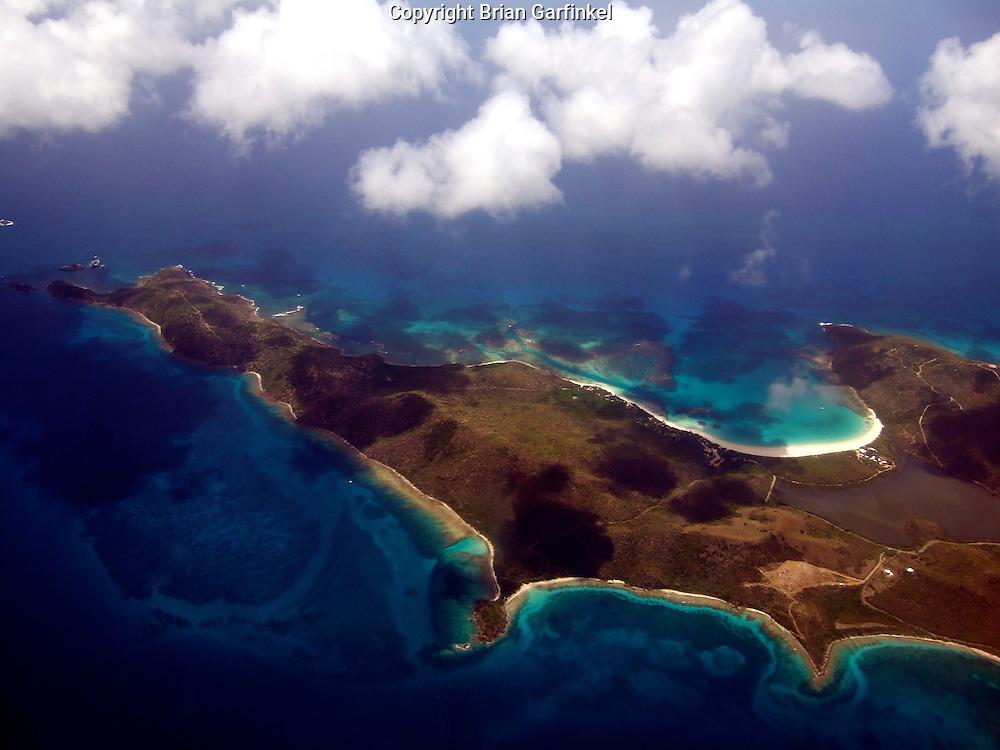 Northwest corner of Culebra, Puerto Rico