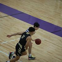 Men's Basketball: Crown College (Minnesota) Storm vs. Nebraska Wesleyan University Prairie Wolves