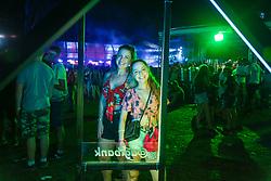 Agibank durante o maior festival de música do Sul do Brasil ocorre nos dias 01 e 02 de fevereiro, na SABA, na praia de Atlântida, no Litoral Norte gaúcho. Foto: Gustavo Roth / Agência Preview