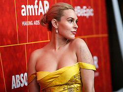 BEVERLY HILLS, LOS ANGELES, CA, USA - OCTOBER 18: amfAR Gala Los Angeles 2018 held at the Wallis Annenberg Center for the Performing Arts on October 18, 2018 in Beverly Hills, Los Angeles, California, United States. 18 Oct 2018 Pictured: Rumer Willis. Photo credit: Xavier Collin/Image Press Agency/MEGA TheMegaAgency.com +1 888 505 6342