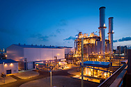 InterGen Rijnmond Electric Plant, Rotterdam, Netherlands