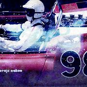 George Eaton - Race Car Driver