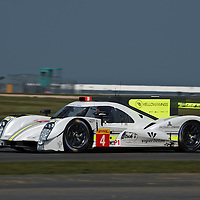 #4 CLM P1/01, ByKolles Racing (drivers: Kaffer, Liuzzi, Trummer) at the 6 Hours of Silverstone 2015