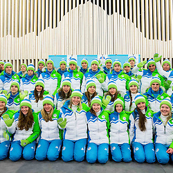 20150121: SLO, Olympic games - Team Slovenia for EYOF 2015 in Team Slovenia for EYOF 2015