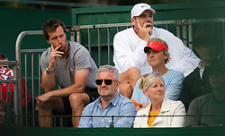 July 1, 2019 - London, GREAT BRITAIN - Dieter Kindlmann at the 2019 Wimbledon Championships Grand Slam Tennis Tournament (Credit Image: © AFP7 via ZUMA Wire)