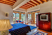 Bhutan, Paro, Zhiwa Ling Hotel, Room. Suite Royal Raven