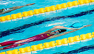 TOUSSAINT Kira Netherlands NED<br /> 50 backstroke women Heats<br /> Glasgow 07/12/2019<br /> XX LEN European Short Course Swimming Championships 2019<br /> Tollcross International Swimming Centre<br /> Photo  Giorgio Scala / Deepbluemedia / Insidefoto