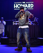 WASHINGTON, DC - January 22nd, 2013 - Long Island rapper Roc Marciano performs at the Howard Theater in Washington, D.C.  His sophomore album, Reloaded, was released to widespread acclaim in November 2012. (Photo by Kyle Gustafson/For The Washington Post)