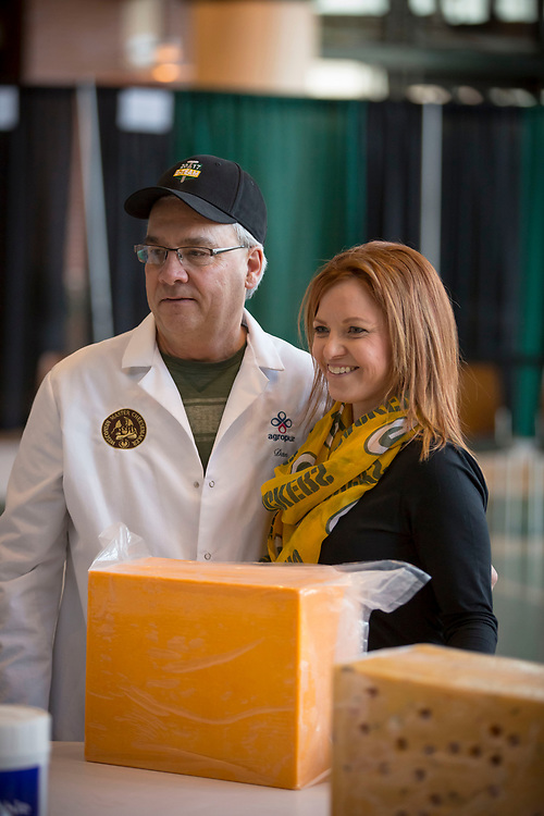 2017 US Cheese Championships in Green Bay, Wisconsin.  Photo by Mike Roemer 2017 US Cheese Championship in Green Bay, Wisconsin.  Photo by Mike Roemer