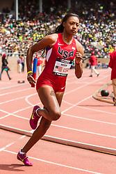 Penn Relays, USA vs the World, womens 4 x 400 meter relay, Brianna Nelson, USA
