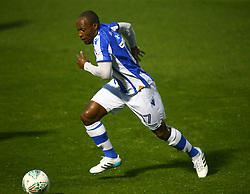 August 9, 2017 - Colchester, Greater London, United Kingdom - Kyel Reid of Colchester United.during Carabao Cup First Round match between Colchester United and Aston Villa at Colchester Community Stadium, Colchester,  England on 09 August 2017. (Credit Image: © Kieran Galvin/NurPhoto via ZUMA Press)
