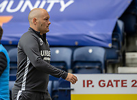 Preston North End's manager Alex Neil at the end of the match<br /> <br /> Photographer Andrew Kearns/CameraSport<br /> <br /> The EFL Sky Bet Championship - Preston North End v Nottingham Forest - Saturday 11th July 2020 - Deepdale Stadium - Preston <br /> <br /> World Copyright © 2020 CameraSport. All rights reserved. 43 Linden Ave. Countesthorpe. Leicester. England. LE8 5PG - Tel: +44 (0) 116 277 4147 - admin@camerasport.com - www.camerasport.com