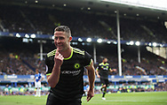 Gary Cahill of Chelsea during the English Premier League match at Goodison Park , Liverpool. Picture date: April 30th, 2017. Photo credit should read: Lynne Cameron/Sportimage
