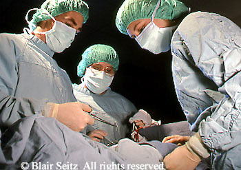 Medical, Surgeons at Work, Surgery Team, Operating Room, OR