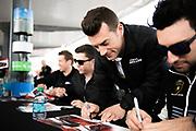 January 24-28, 2018. IMSA Weathertech Series ROLEX Daytona 24. 48 Paul Miller Racing, Lamborghini Huracan GT3, Bryan Sellers, Bryce Miller, Madison Snow, Andrea Caldarelli