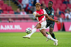 David Neres of Ajax in action during eredivisie round 02 between Ajax and RKC at Johan Cruyff Arena on September 20, 2020 in Amsterdam, Netherlands