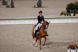 Dujardin Charlotte, GBR, Gio, 133<br /> Olympic Games Tokyo 2021<br /> © Hippo Foto - Stefan Lafrentz<br /> 25/07/2021
