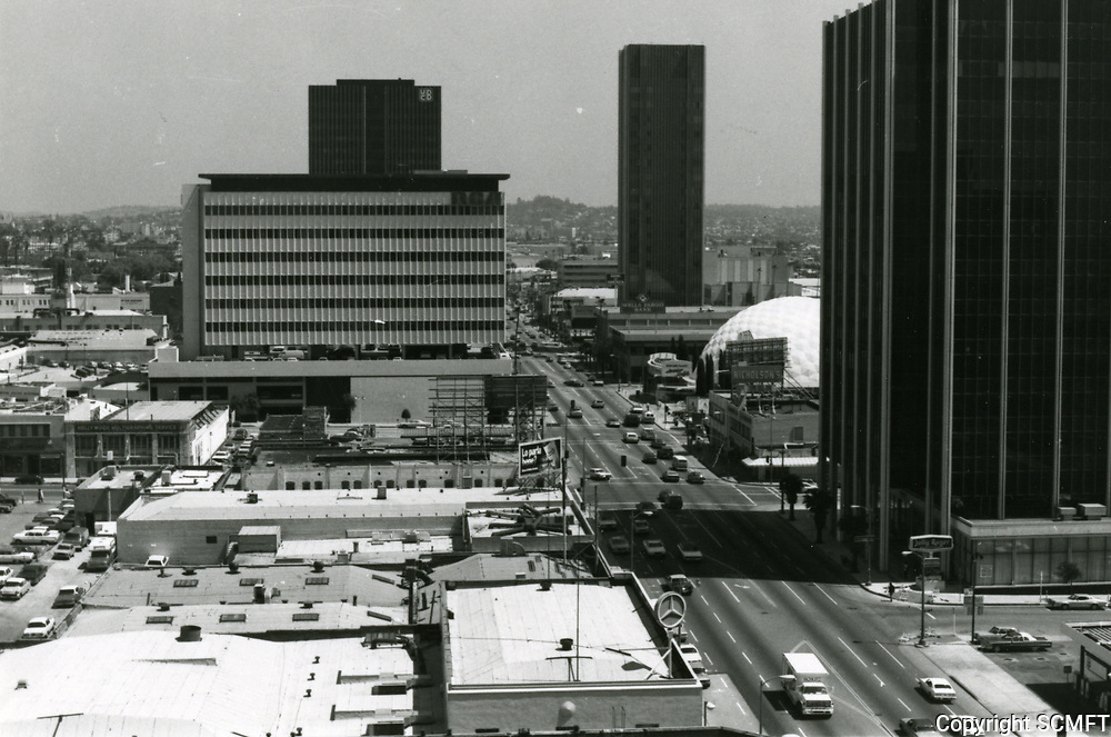 1976 RCA Building at 6363 Sunset Blvd.