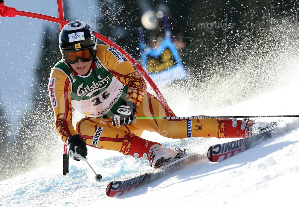 Ski Alpin; Saison 2006/2007  41. Weltcup Riesenslalom Herren John Kucera (CAN)