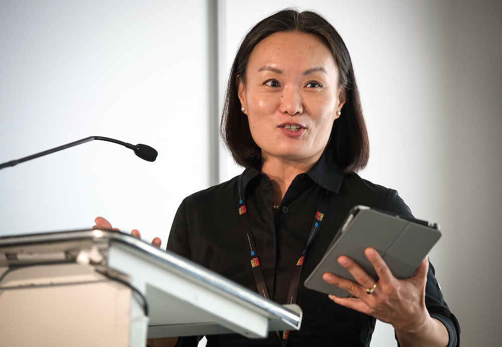 03 June 2015 - Belgium - Brussels - European Development Days - EDD - Financing - Recognising the role of Southern providers of aid in development - Soo Yeon Kim , Associate Professor , Political Science Department , National University of Singapore © European Union