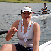 Medals - Sunday - British Masters 2015