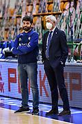 Edoardo Casalone, Delegato Tecnico FIBA<br /> Banco di Sardegna Dinamo Sassari - Galatasaray Istanbul<br /> FIBA Basketball Champions League 2020-2021<br /> Sassari, 21/10/2020<br /> Foto L.Canu / Ciamillo-Castoria