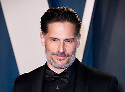February 9, 2020, Beverly Hills, CA, USA: BEVERLY HILLS, CALIFORNIA - FEBRUARY 9: Joe Manganiello attends the 2020 Vanity Fair Oscar Party at Wallis Annenberg Center for the Performing Arts on February 9, 2020 in Beverly Hills, California. Photo: CraSH/imageSPACE (Credit Image: © Imagespace via ZUMA Wire)