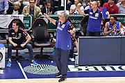 DESCRIZIONE : Campionato 2014/15 Serie A Beko Dinamo Banco di Sardegna Sassari - Grissin Bon Reggio Emilia Finale Playoff Gara4<br /> GIOCATORE : Romeo Sacchetti<br /> CATEGORIA : Allenatore Coach Ritratto Delusione<br /> SQUADRA : Dinamo Banco di Sardegna Sassari<br /> EVENTO : LegaBasket Serie A Beko 2014/2015<br /> GARA : Dinamo Banco di Sardegna Sassari - Grissin Bon Reggio Emilia Finale Playoff Gara4<br /> DATA : 20/06/2015<br /> SPORT : Pallacanestro <br /> AUTORE : Agenzia Ciamillo-Castoria/GiulioCiamillo